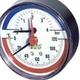 Манометры, термометры, запорные краны Watts