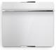 """Полотенцесушитель электрический """"Теплолюкс"""" Laguna 60x50 (белый сатин) - дизайн радиатор для ванной"""
