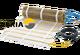 Двухжильный нагревательный мат Veria Quickmat